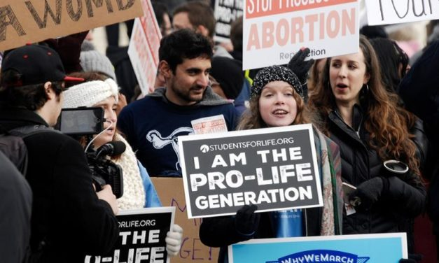 US group to start design contest for universal pro-life flag