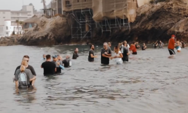 Nearly 1,000 people baptized in California's latest 'spiritual revival'