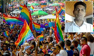 Colombia judge refuses to marry two women despite same-sex marriage being legal, claiming he chose to follow 'the law of God'
