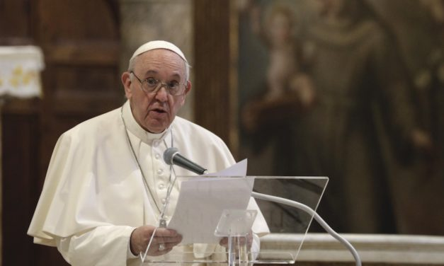 The Pope hasn't changed his mind about same-sex marriage