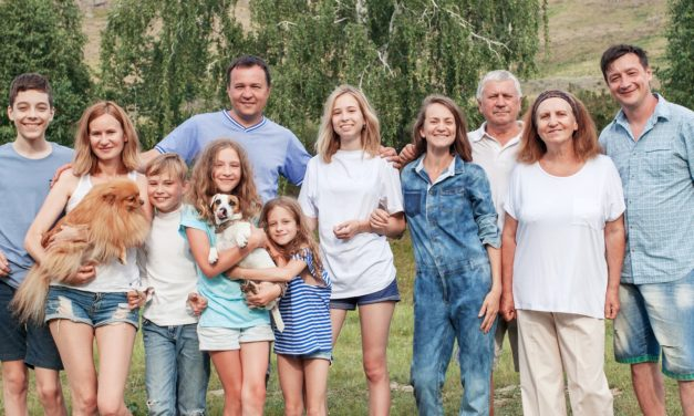 The Domestic Kenosis: A Response to Ross Douthat from the Mother of Eight Children