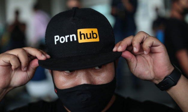 Visa, Mastercard Review Relationship with Pornhub