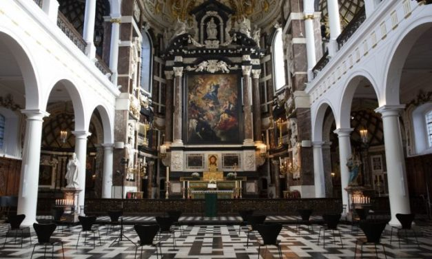 Belgium religious faiths want more worshippers at services