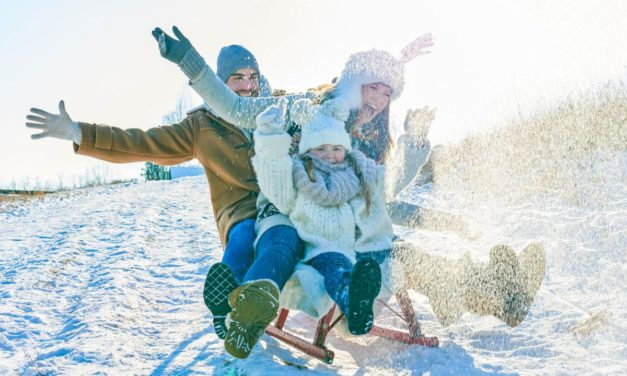Keeping children's bodies and minds active this winter
