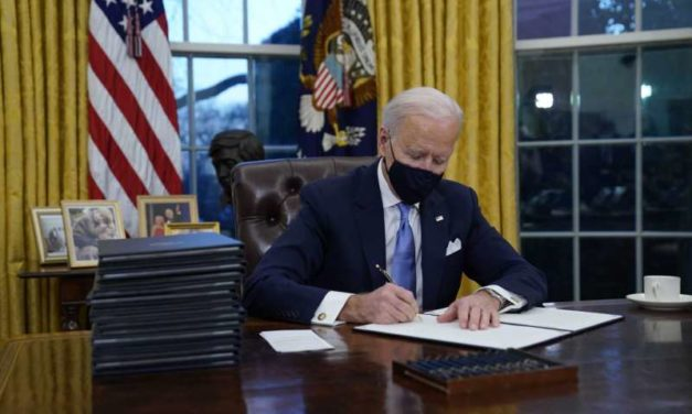 Biden calls for LGBTQ protections in day-one executive order, angering conservatives