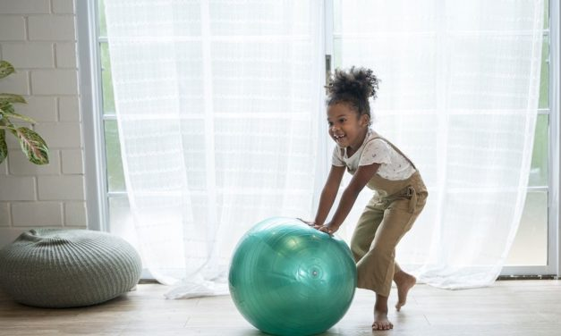 These are the best at-home exercises for kids, according to the experts