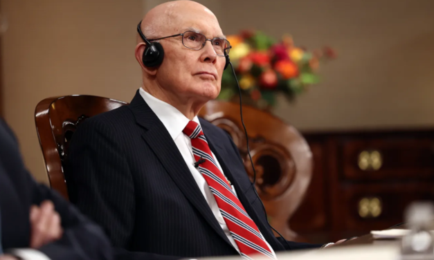 Reflections on President Oaks' conference talk on the Constitution from the worlds of politics and lawReflections on President Oaks' conference talk on the Constitution from the worlds of politics and law