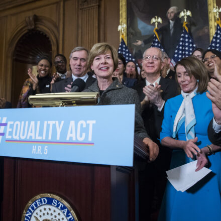 WHY THE EQUALITY ACT (HR5) IS AN ISSUE