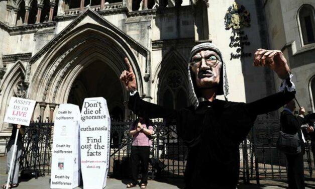 Britain warned of euthanasia progression