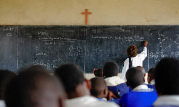 Young people are leaving the Church because Catholic schools aren't teaching the faith