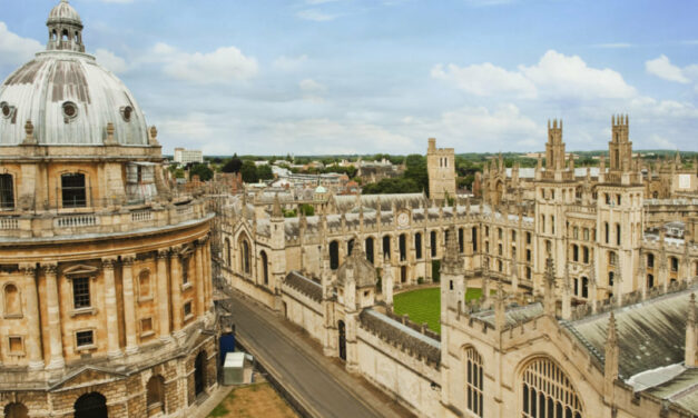 Leftist students destroy pro-life booth at Oxford University, vow to ban anti-abortion speech